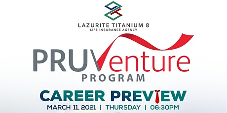 LT8LIA CAREER PREVIEW PRUVENTURE PROGRAM tickets