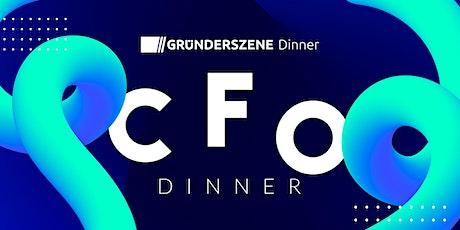Gründerszene CFO Dinner München - 7.10.21 Tickets