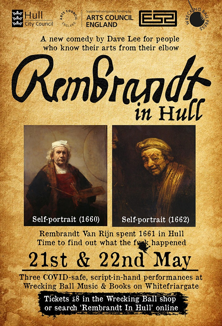 Rembrandt In Hull image