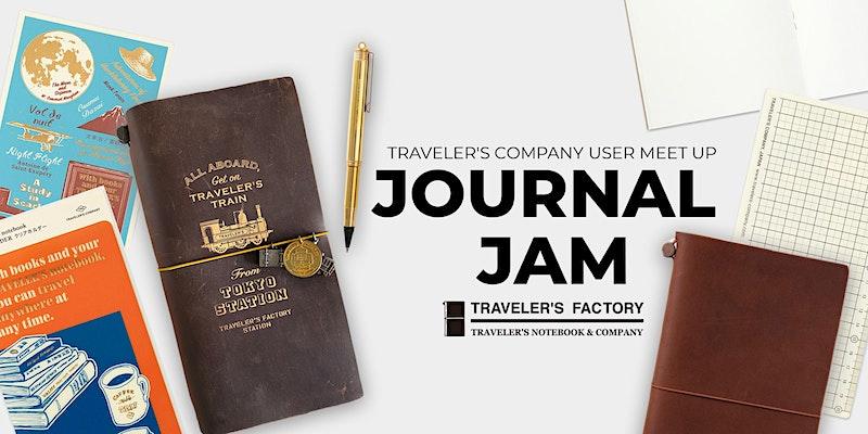 Journal Jam: Traveler's Company User Meet Up