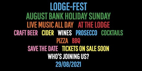 Lodge-Fest tickets