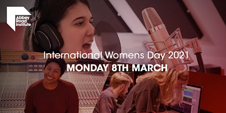 Abbey Road Institute Celebrates IWD   Getting started in the Music Industry tickets