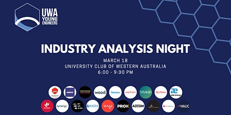 UWAYE Presents: Industry Analysis Night 2021 tickets
