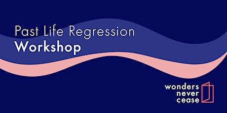 Past Life Regression Workshop (Online) bilhetes