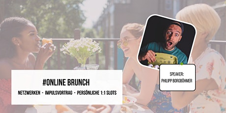 Brunch + Impulsvortrag + dein 1:1 Slots tickets
