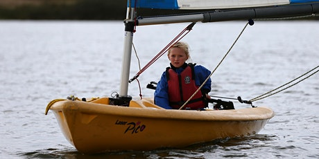 Half Term  & Summer Holiday Beginner Sailing Camp 2021 tickets