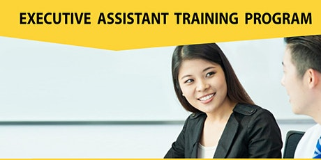 Live Webinar: Executive Assistant Training billets