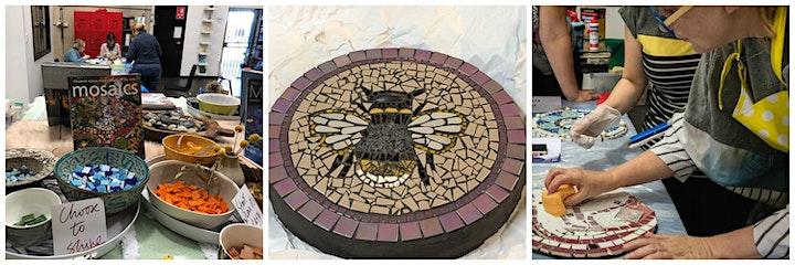 Mosaics Workshop - Suitable for Beginners & Intermediates image