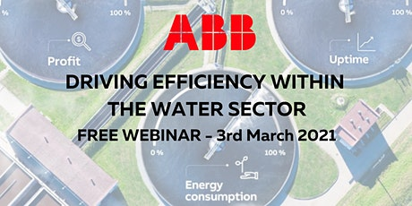 Driving efficiency within the Water Sector tickets