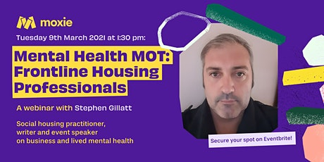 Mental Health MOT: Frontline Housing Professionals tickets