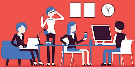 Zum Frauentag: Ein kostenloser Arbeitsplatz für Zürcher Powerfrauen tickets