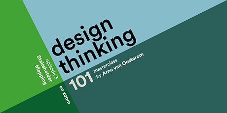 Design Thinking 101 - Stakeholder Mapping tickets