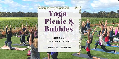 Yoga, Picnic & Bubbles at O'Reillys tickets