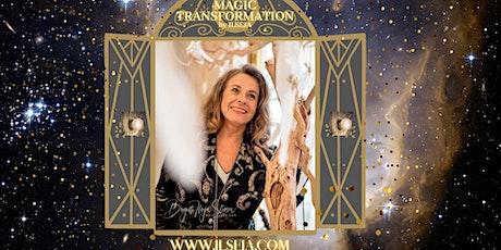 """""""Magic Transformation by Ilseja"""" Kostenfreier Zoom Tickets"""
