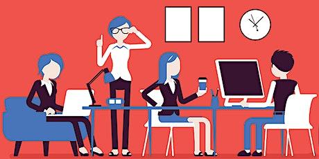 Zum Frauentag: Ein kostenloser Arbeitsplatz für St.Galler Powerfrauen Tickets