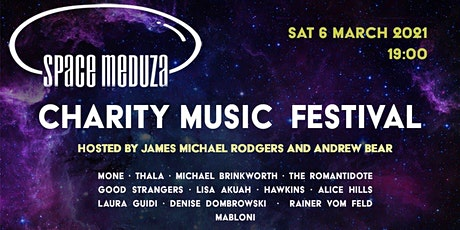 Space Meduza Charity Music Festival tickets
