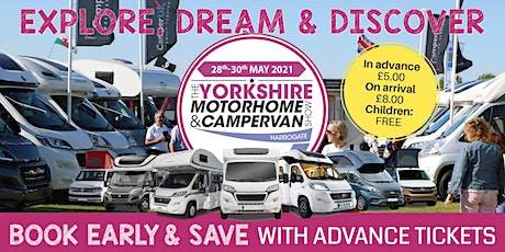 The Yorkshire Motorhome & Campervan Show tickets