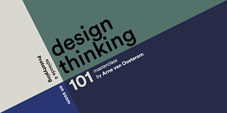 Design Thinking 101 - Prototyping tickets