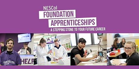 Foundation Apprenticeship Info Session - Business Skills & Accountancy tickets