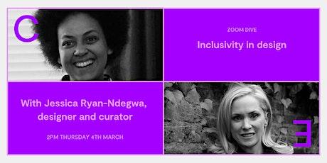 Inclusivity in design tickets