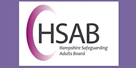Safeguarding Concerns Guidance tickets