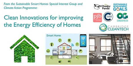Clean Innovations for improving the Energy Efficiency of Homes tickets