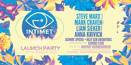 Steve Marx & Mark Craven | Intimet Launch tickets