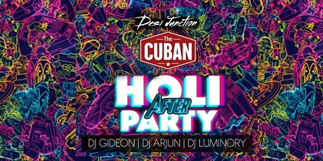 Holi Afterparty tickets