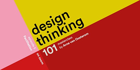 Design Thinking 101 - Facilitation tickets