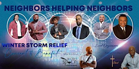 Neighbors Helping Neighbors Relief Concert boletos