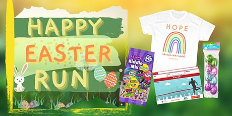 Easter Run Virtual tickets