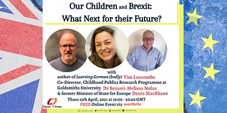 Our Children and Brexit:  What Next for their Future? tickets