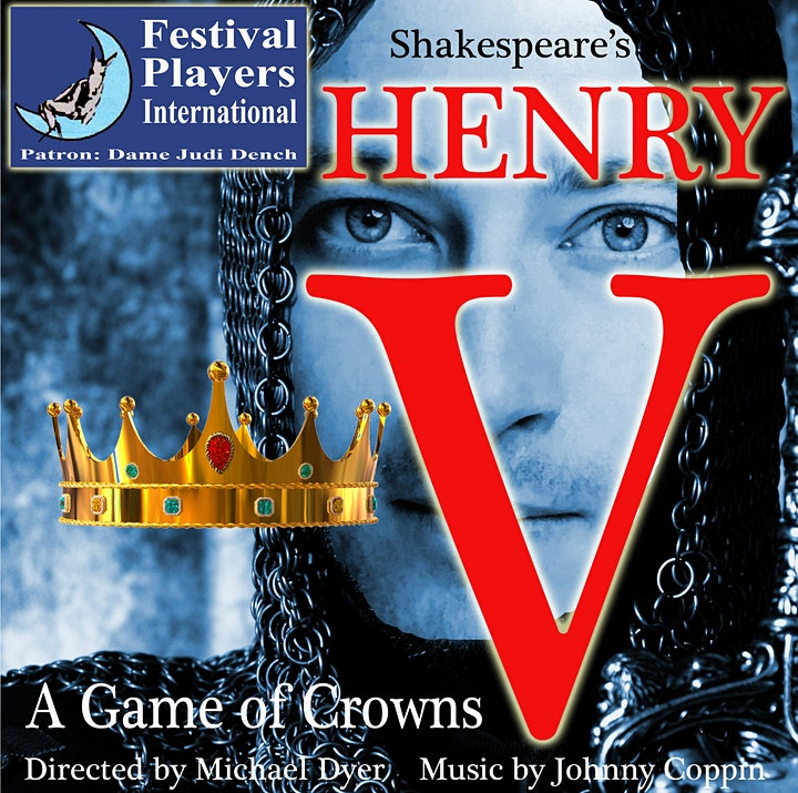 Outdoor Theatre Production of Shakespeare's Henry V image