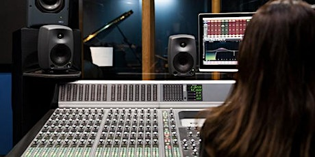 """Learn Audio Production with Logic""  Workshop @ AIM (Yr 11 & 12 Students) tickets"