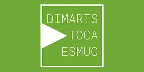 Dimarts Toca ESMUC: Concert de guitarra tickets