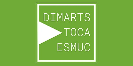 Dimarts Toca ESMUC: Concert de guitarra entradas