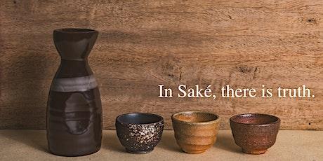 Saké Tasting in the Dark ✨ tickets