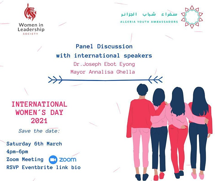 International Womens Day - Panel Discussion image