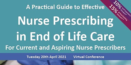 Effective Nurse Prescribing in End of Life Care tickets