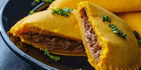 In-Person Class: Caribbean Escape: Handmade Empanadas tickets