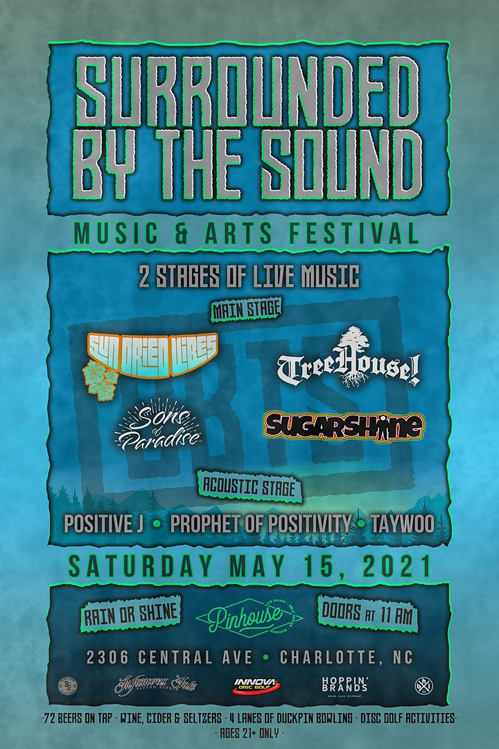 Surrounded by the Sound Music Festival 2021 image