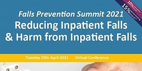 Falls Prevention Summit 2021 tickets