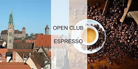 Open Club Espresso (Nürnberg) – April Tickets