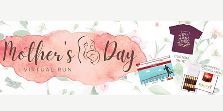 Mother's Day Virtual Run tickets