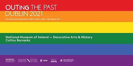OUTing the Past Dublin 2021 - Breaking Down Barriers with Dan Vo tickets