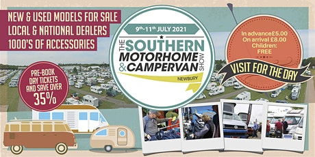The Southern Motorhome & Campervan Show tickets