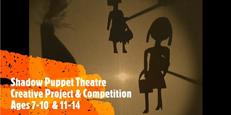 Wooden Heart Shadow Puppet Theatre Creative Project & Competition tickets