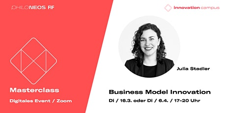 Masterclass: Business Model Innovation tickets