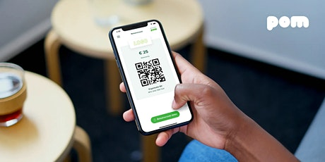 Webinar: Ontvang QR-betalingen met de POM Business App tickets