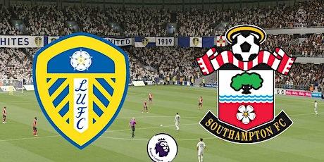StREAMS@>! r.E.d.d.i.t-Southampton v United Leeds LIVE ON 23 Feb 2021 tickets